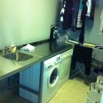 Tvättstugan renoverad