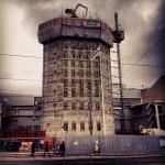 Tredje Gothia-tornet tar form