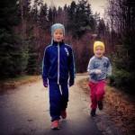 Terränglöpning i Hindås