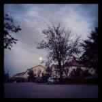 Höstkväll i Bollebygd